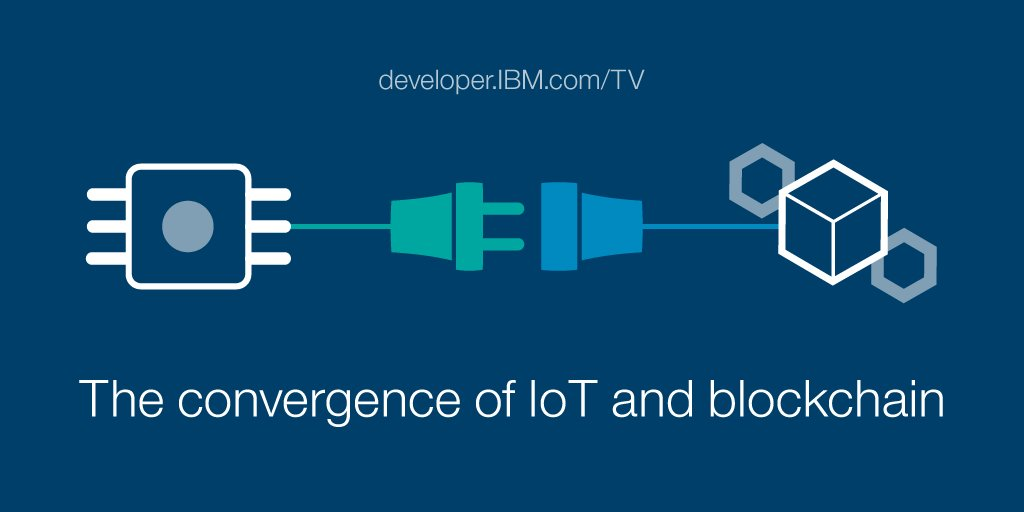 Must watch: The convergence of IoT & blockchain
