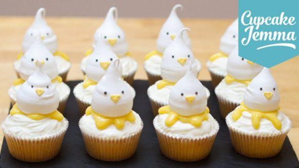 How to Make Easter Lemon Meringue Chick ...