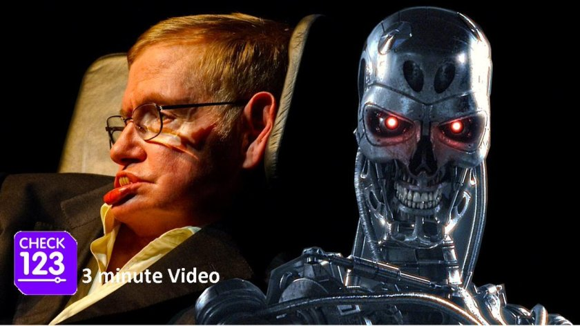 Stephen Hawking says A.I might be the End of Humanity! Interesting Video:  #science