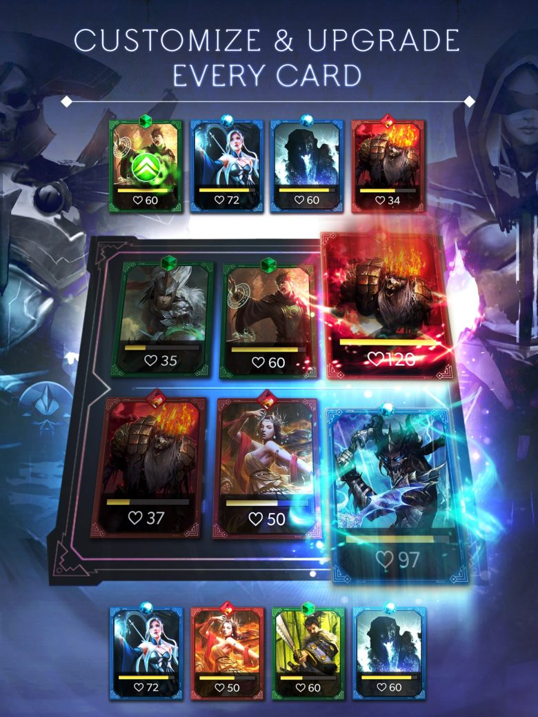 Deckstorm launches as DeNA's latest stab at the $1.2 billion card game market  #startup