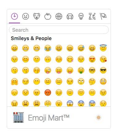 #producthunt: Slack-like #emoji picker in #ReactJS , great tool for developers 👌 #dev #tool