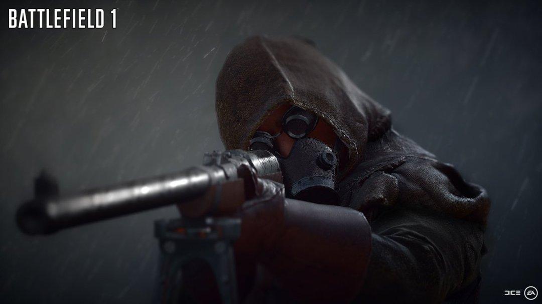 Battlefield 1 Gamescom 2016 Trailer 2