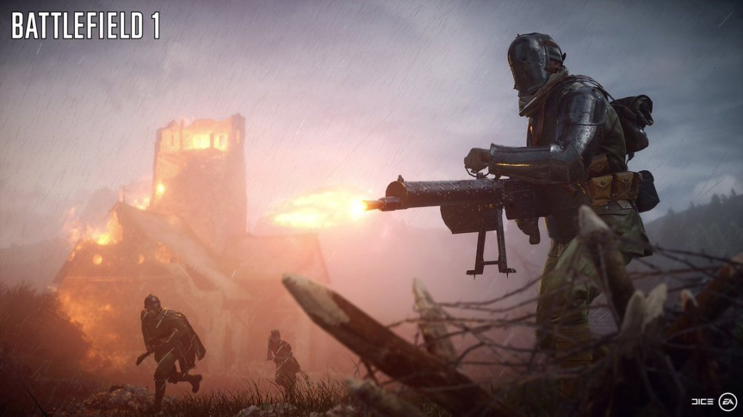 Battlefield 1 Gamescom 2016 Trailer 3