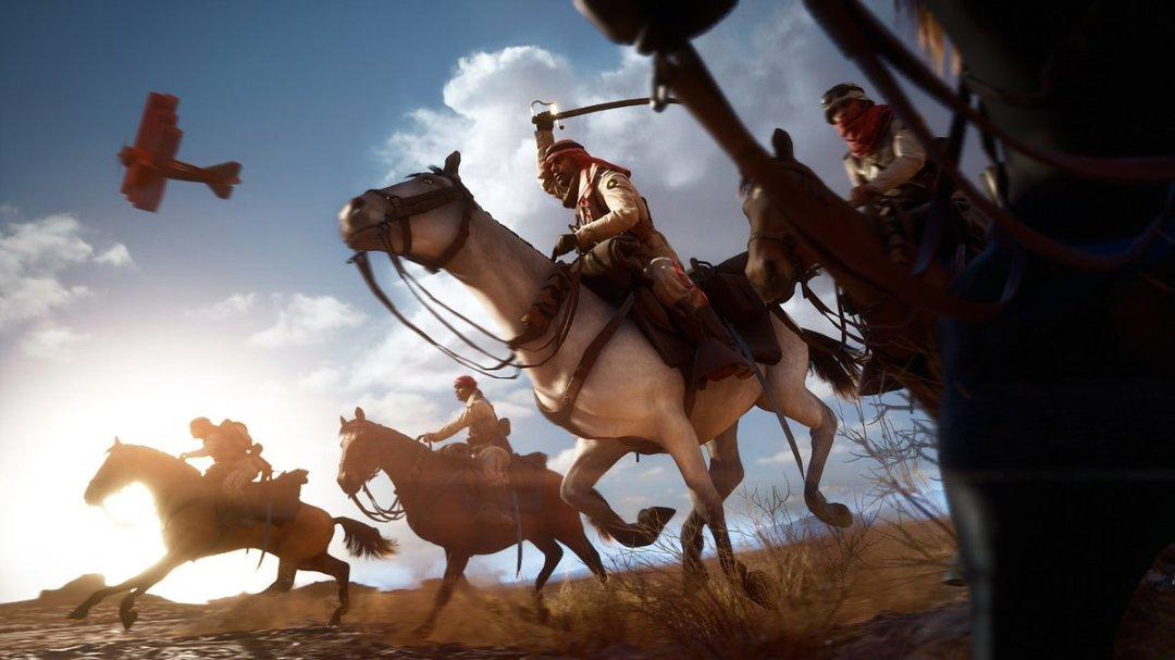 Battlefield 1 Gamescom 2016 Trailer 1