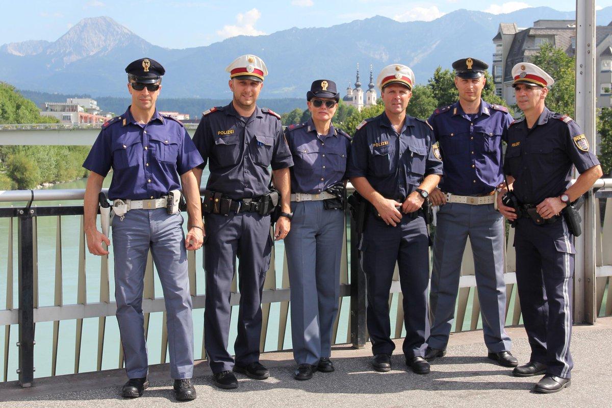 Polizia di Stato on Twitter In Austria pattuglie