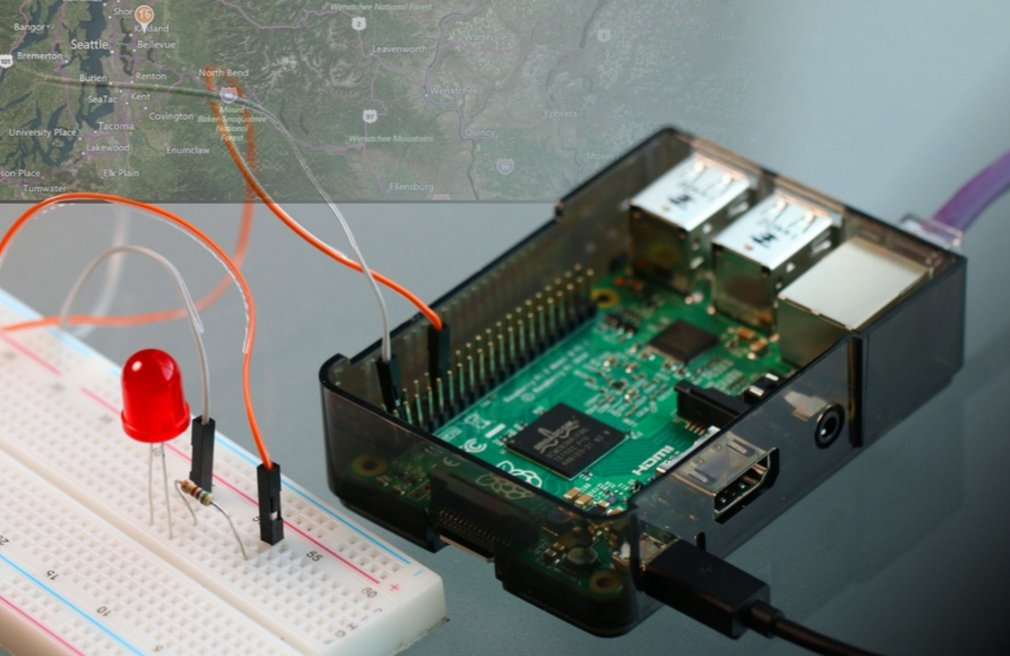 Try building a simple internet-connected app! Put a pin on a map & toggle an LED:  #IoT