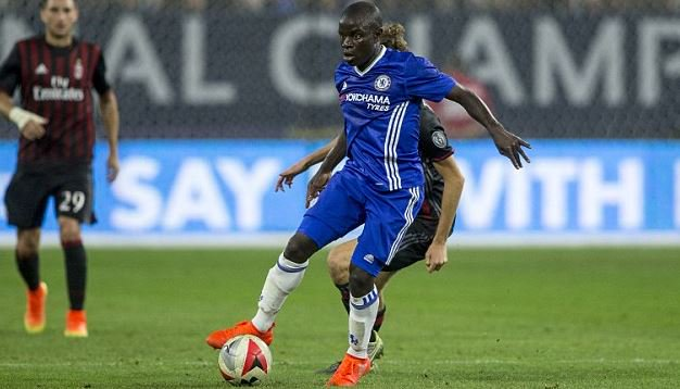 Image result for Chelsea N'Golo Kante will join very big European club