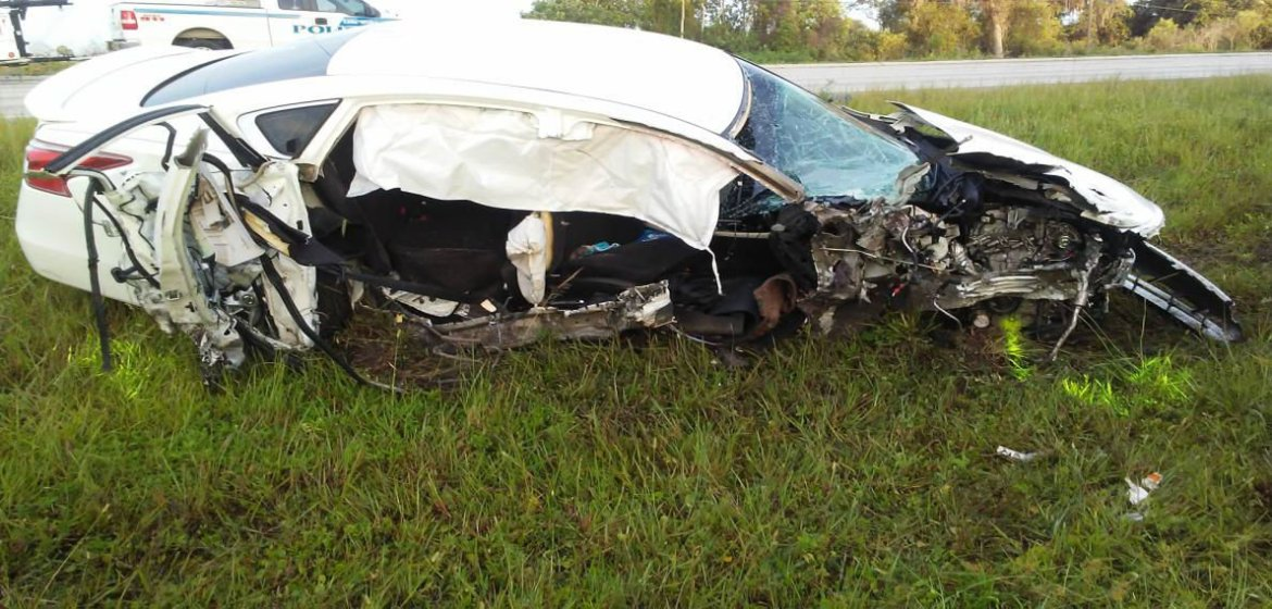 Police: Wrong-way driver collides with semi in Lake Wales
