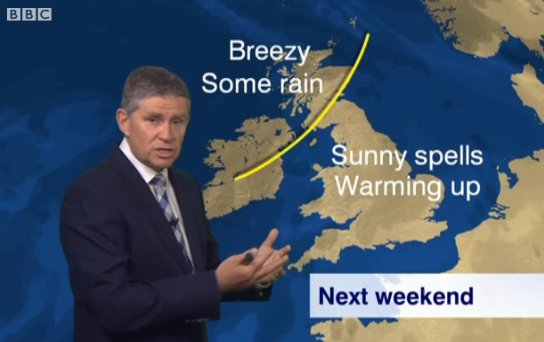 Some heat on the horizon for many of us... Check out our long range forecast:  Jo