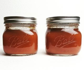 Recipe: Canning Homemade K:My husband loves this ketchup. He won ->