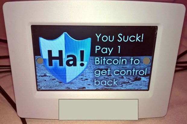 Hackers Demonstrated First Ransomware for #IoT Thermostats at @DEFCON  #SmartHome #Security