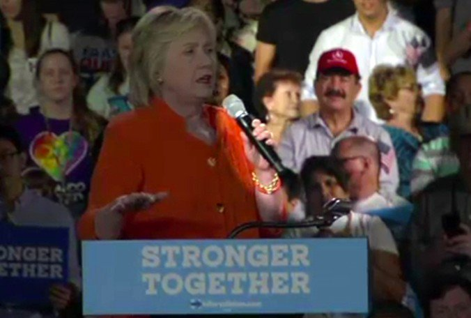 Father of #Pulse shooter said he was invited to Hillary Clinton rally in Kissimmee Monday.