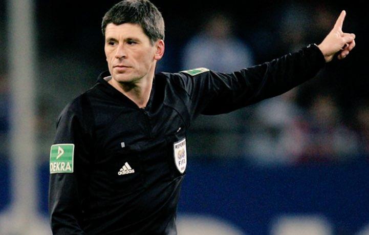 "Football Memories on Twitter: ""Referee, Markus Merk #Referees ..."
