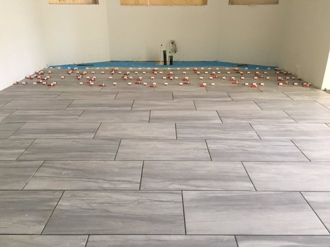 Staggered Floor Tile Patterns Wikizieco Stunning 1 3 Staggered Tile Pattern