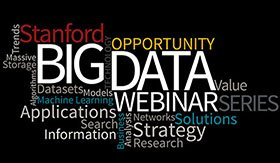 Stanford Webinar – Supersize Your Career with #BigData Opportunities