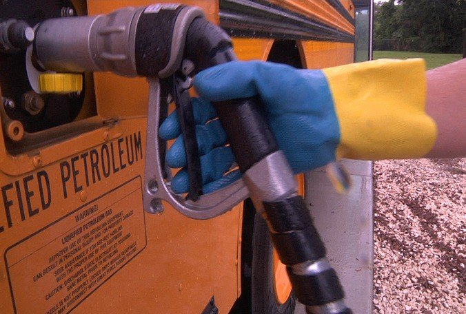 Pinellas County Schools will have 58 propane buses in its fleet this year  (by @sbelsole)