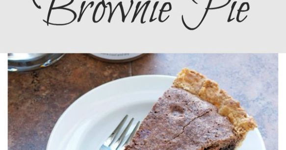 Best & community : Irish Whiskey Brownie Pie from Well Plated by Erin, pe…