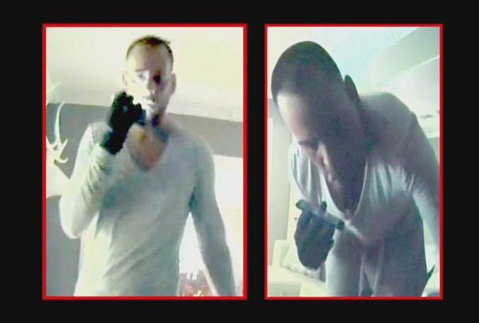Do you recognize this burglary suspect? He was caught on video in a south Tampa home
