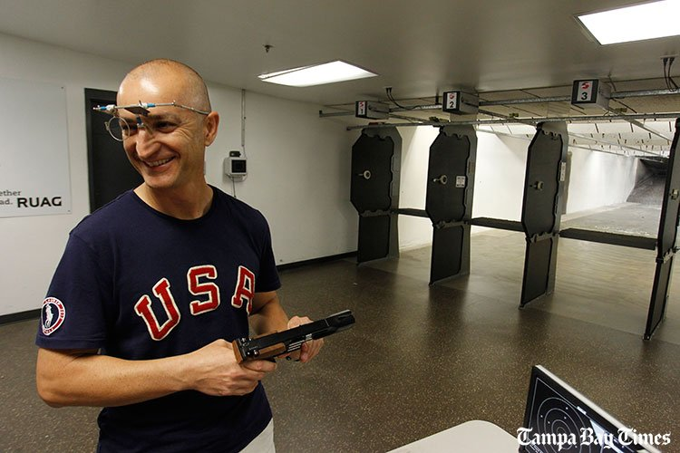 Martin Fennelly: Emil Milev teaches an Olympic-sized lesson.  #Olympics @Rio2016 @USAShooting