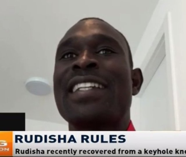 Video One On One With David Rudisha The Olympic 800m Gold Medal Winner Https