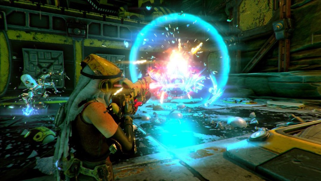 ReCore Gamescom 2016 Gameplay Trailer 2