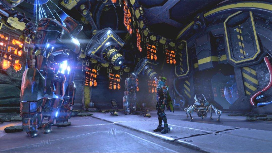 ReCore Gamescom 2016 Gameplay Trailer 4