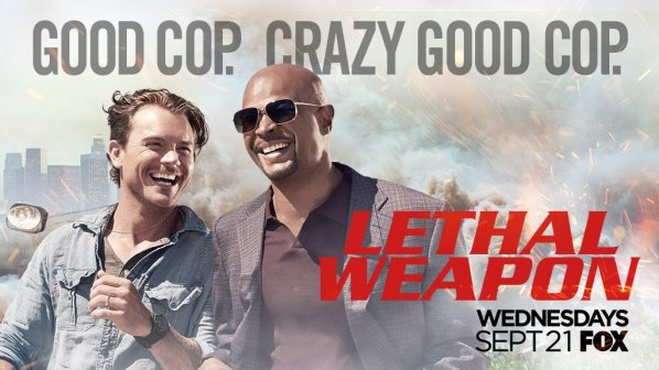 Image result for Lethal Weapon Season 1