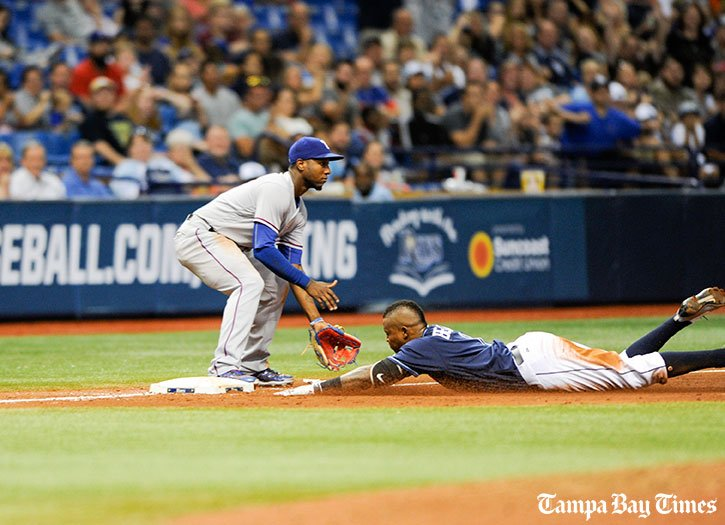 Rays' romp over Rangers one more example of 'what if ...