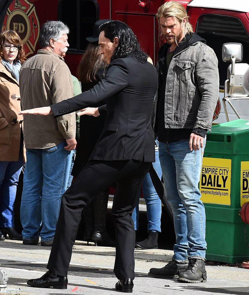 Thor: Ragnarok Set Photos 22