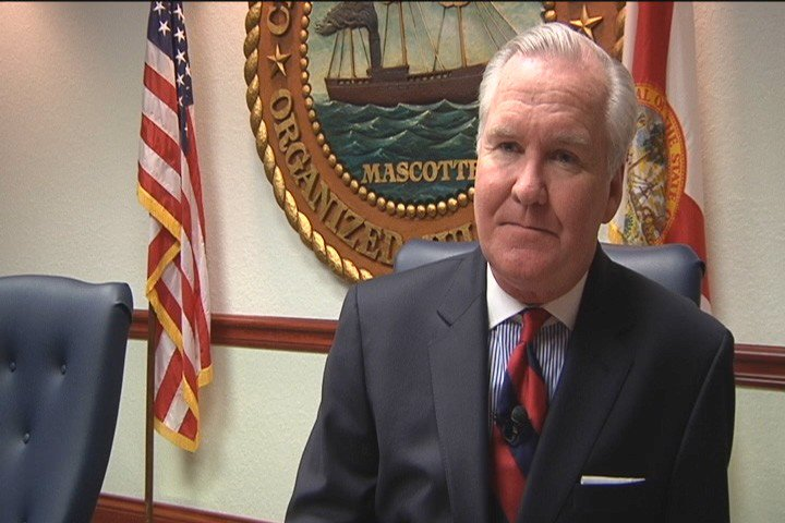 Tampa Mayor Bob Buckhorn is holding a news conference today to discuss concerns over Zika.