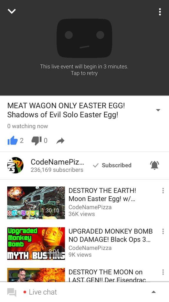 Black Ops 3 Shadows Of Evil Easter Egg : black, shadows, easter, PIZZA🍕, Twitter:,