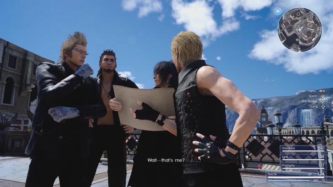 Final Fantasy XV 'The English Voice Cast' Part 2 Trailer 1