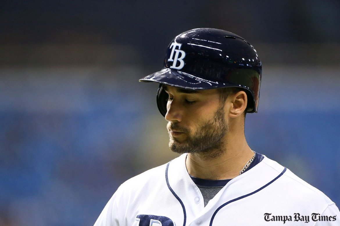 Turf to blame for Kevin Kiermaier's hip issue? Maybe.  #Rays @RaysBaseball @KKiermaier39