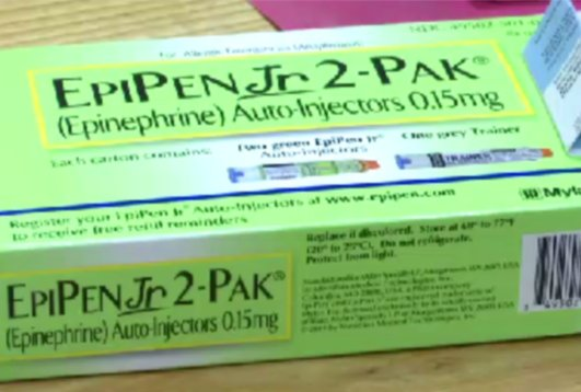 EpiPens used to cost about $50. Now they cost hundreds of dollars. Why?