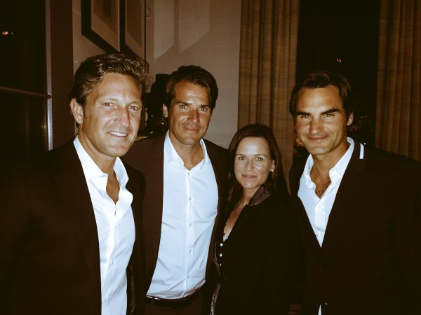 """Gregg Lemkau Twitter """"incredible Evening Supporting"""