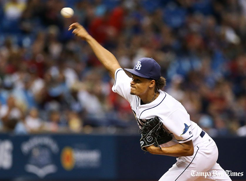 Chris Archer nears team loss record as #Rays fall to #Red Sox (w/video).  @RaysBaseball