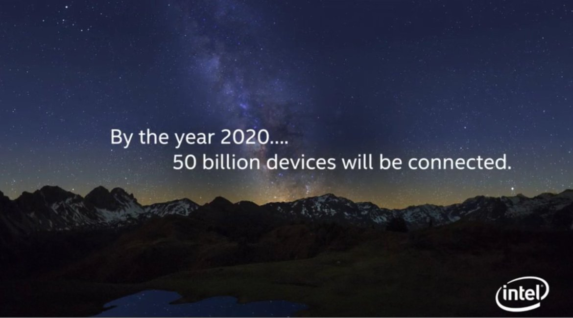 How can #IoT improve nearly every part of your daily life? See our vision for the future: