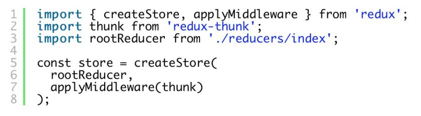 #redux #thunk - how to populate various #reducers:  #reactjs #react #javascript
