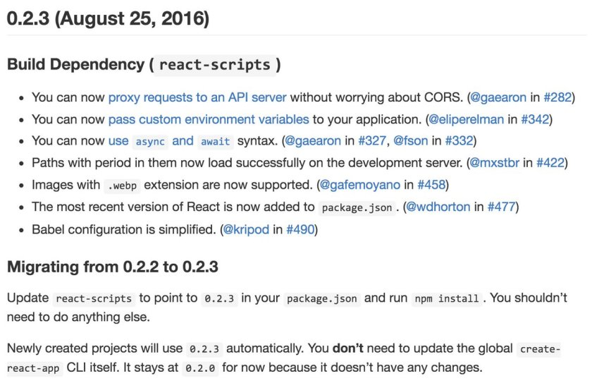 Create React App updated with async/await, proxying API requests, and custom env variables!