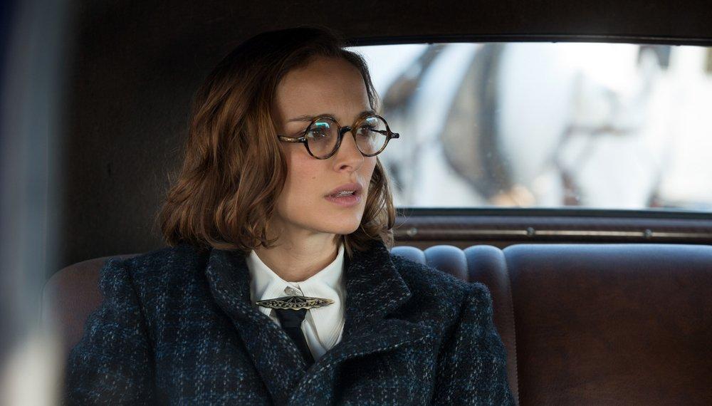 Planetarium Trailer Featuring Natalie Portman 3