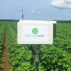 Precision King and AT&T Help the Farming Industry Grow  #iot #cloud