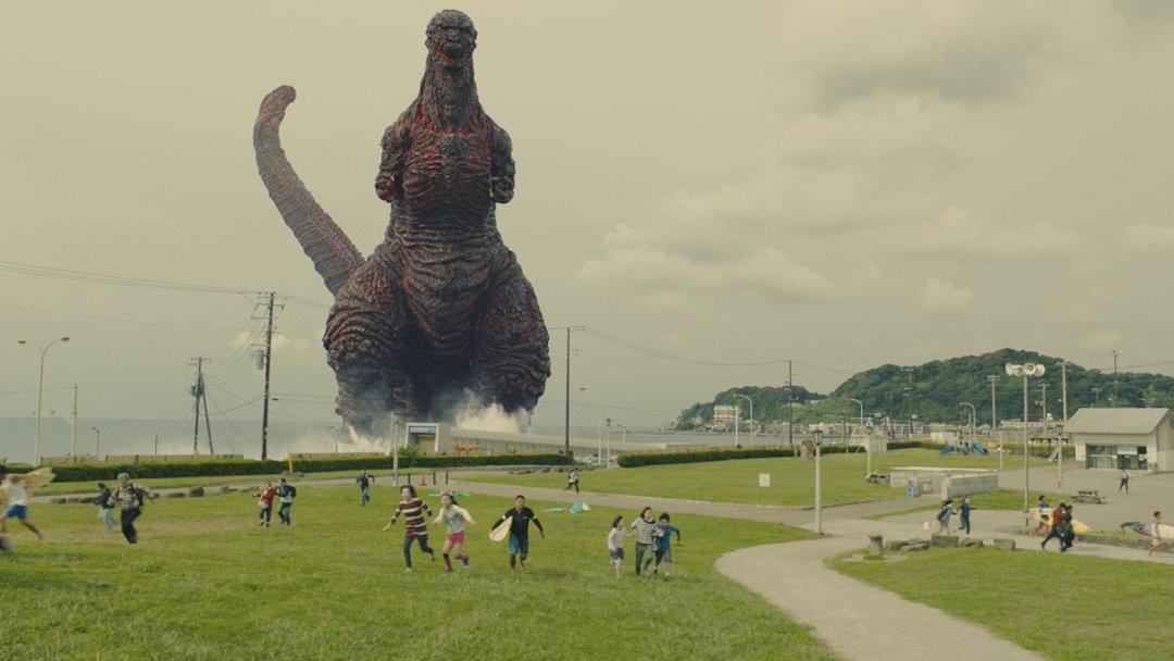 New Godzilla Resurgence Trailer Revealed 1