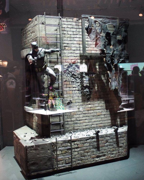 Kazut on Twitter quotEvent BATMAN 100 HOT TOYS Diorama