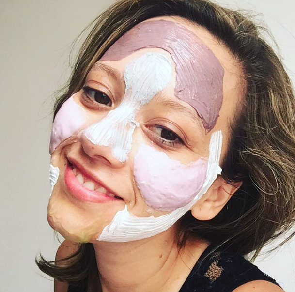 This beauty trick makes you look ridiculous, but give you srsly great skin: