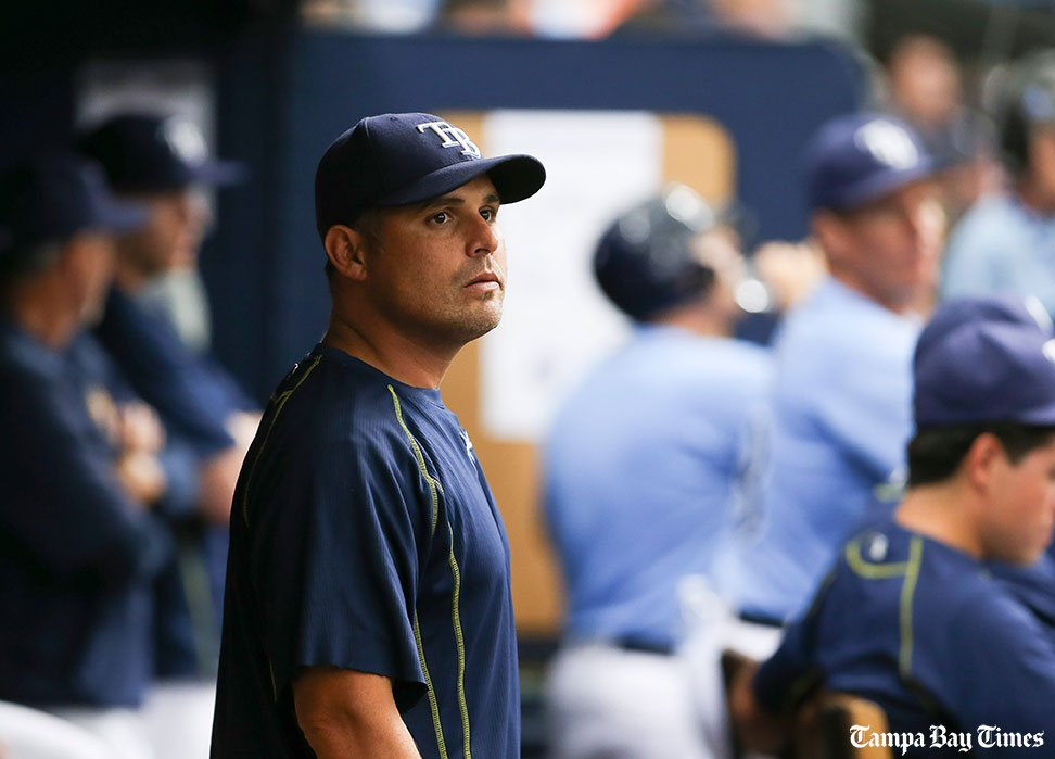 Rays making contingency travel plans due to storm at home.  #Rays @RaysBaseball