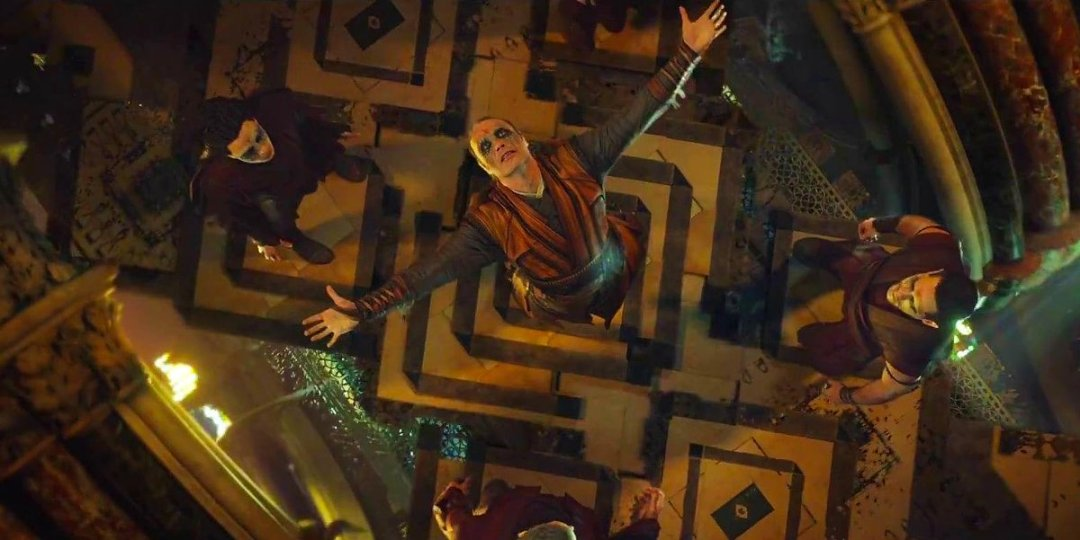 Doctor Strange 'Inside the Magic' Featurette 4