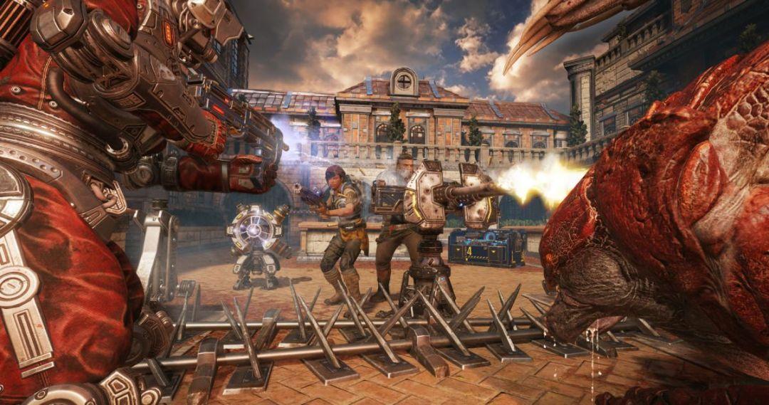 Gears of War 4 'Horde 3.0' Premiere Trailer 3