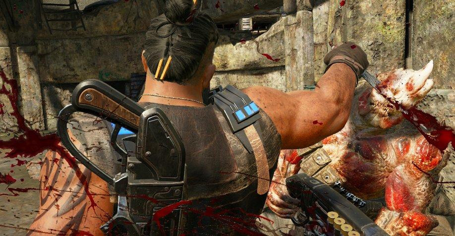 Gears of War 4 'Horde 3.0' Premiere Trailer 1