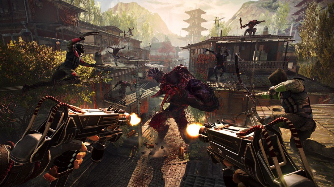 Shadow Warrior 2 Release Date & New Trailer Revealed 4