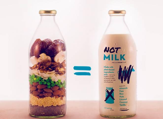 Meet @TheNotCo a company using artificial intelligence to develop tastier #MeatFree treats: